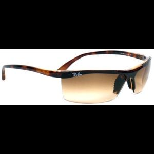 Ray-Ban Sunglasses with Tortoise plastic frame